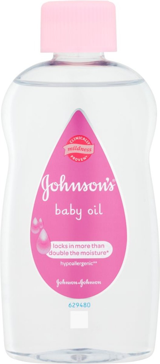 Johnson's Baby Olie - 200 ml