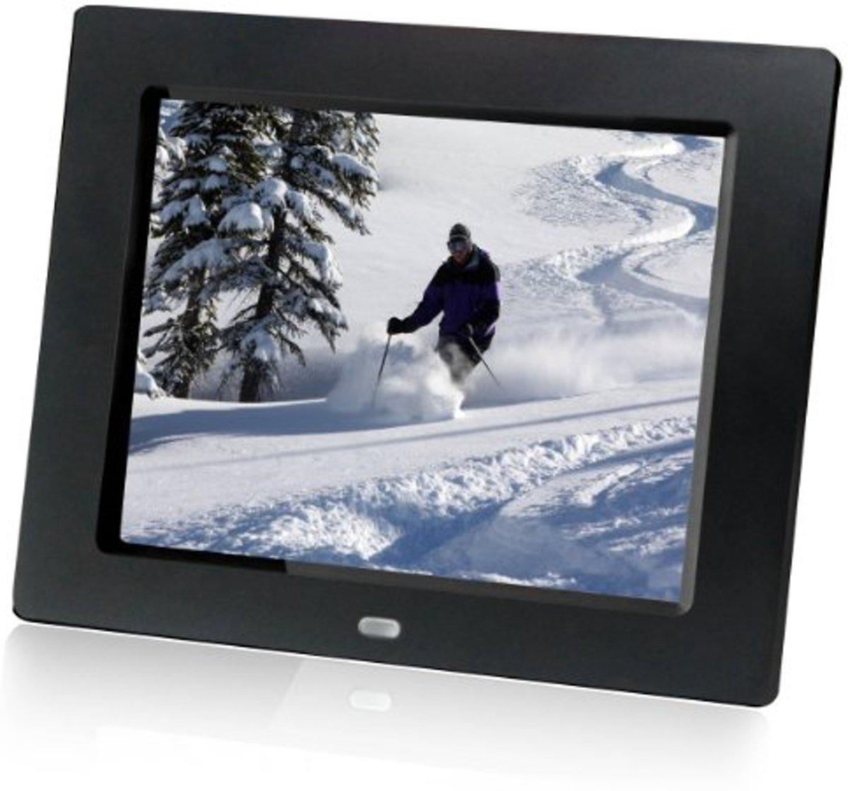 Digitale Fotolijst 10.4-inch Zwart (XHD104-B-8GB)