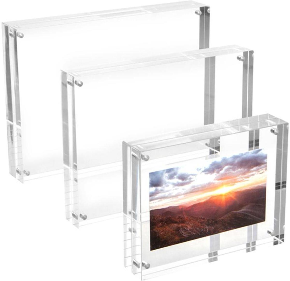 Maul acryl fotolijst ft 15 x 11,5 x 2,4 cm