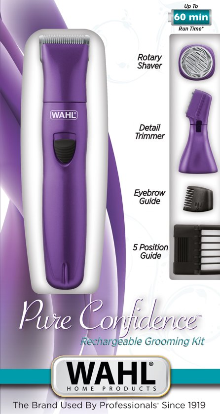 Wahl WA9865-116 Delicate Definitions Body Kit - Ladyshave