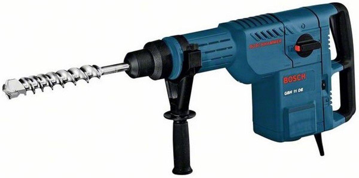 GBH 11 DE boorhamer met SDS-max | 14.2J 1.500w