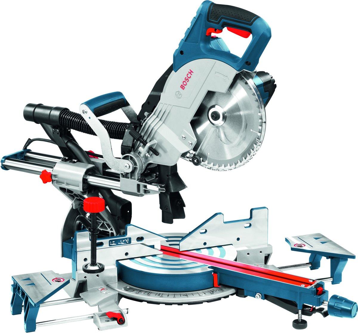 Paneelzaag Bosch Professional GCM 8 SJL 1600 W 216 mm 30 mm