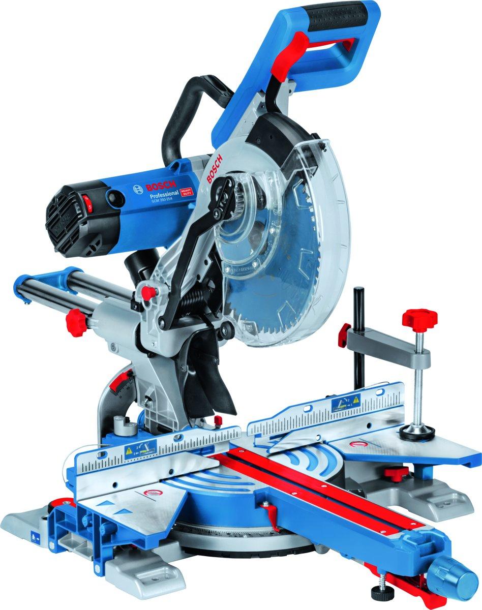 Paneelzaag Bosch Professional GCM 350-254 1800 W 254 mm 30 mm
