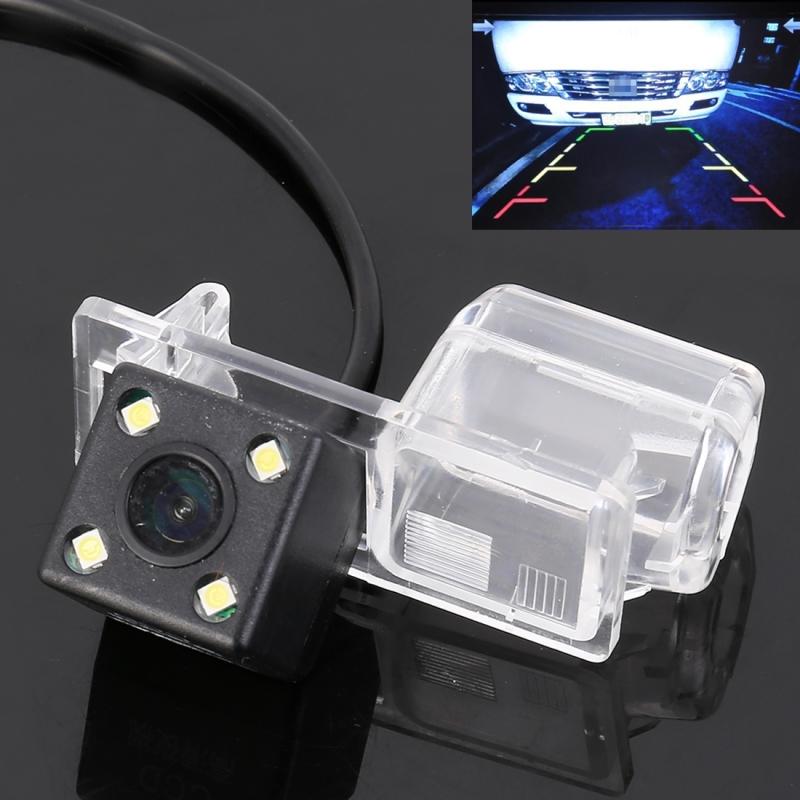720x540 effectieve Pixel HD waterdichte 4 LED nachtzicht groothoek auto achterzijde weergave back-up camera voor Ford Edge 2015-2018