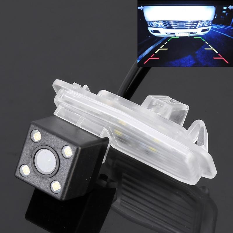 720x540 effectieve Pixel HD waterdichte 4 LED nachtzicht groothoek auto achterzijde weergave back-up camera voor Honda Accord 2016-2017/stad 2018