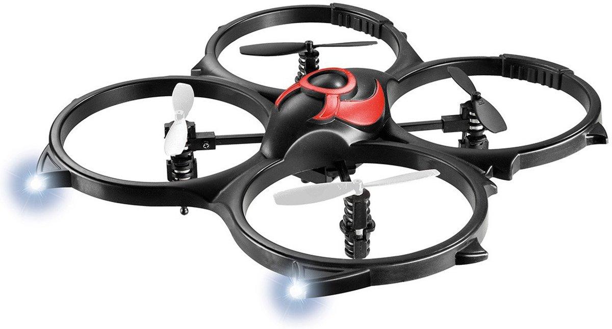 Jsf Drone Venom 4 Zwart/rood
