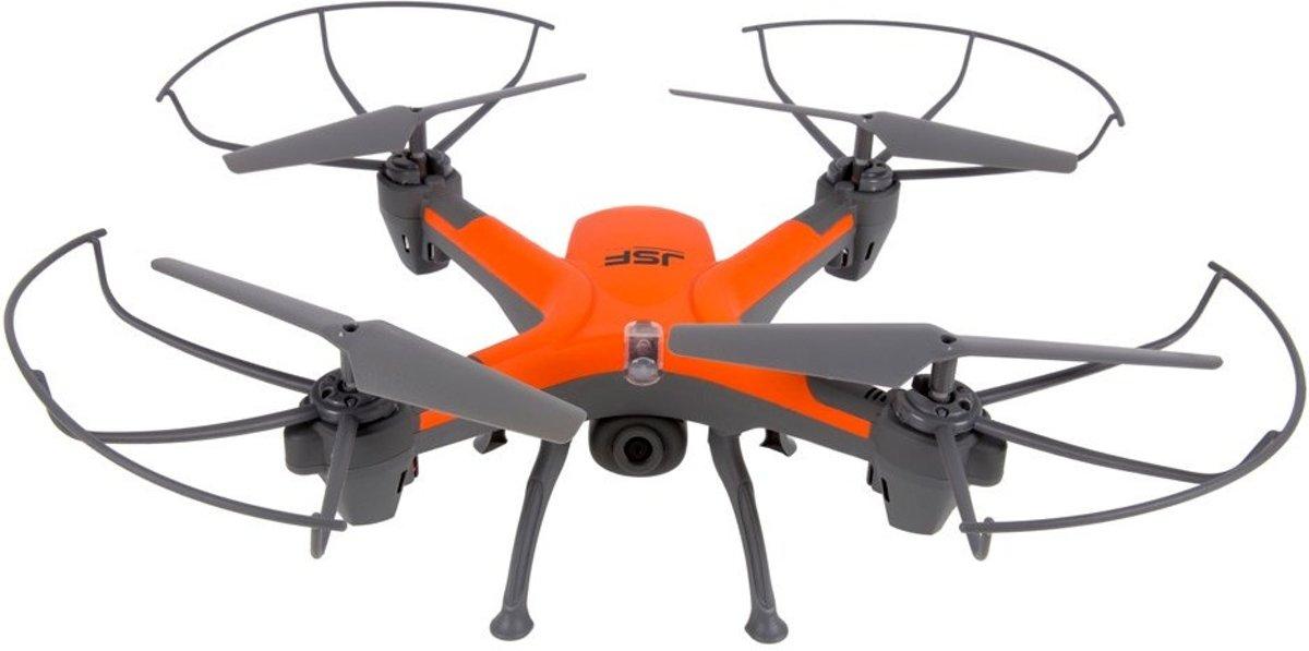 Jsf Quadcopter Annihilator 4 Zwart/oranje 31 Cm