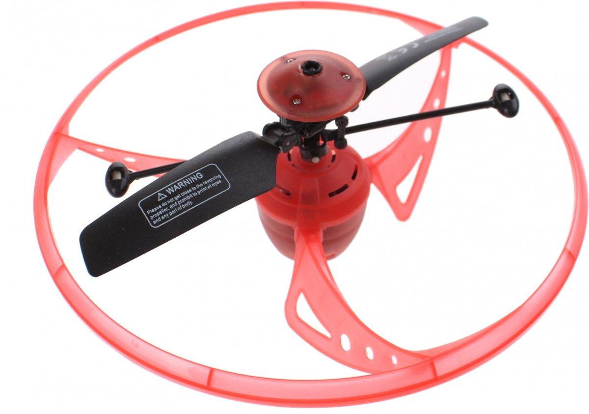 Toi-toys Infrarood Ufo Drone Rood