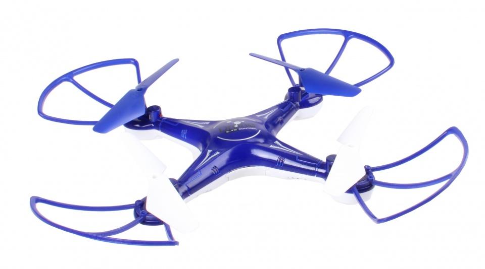 Hoio drone Honor 2,4 GHZ blauw