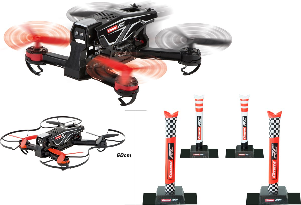 Carrera RC Race Copter Helicopter - Drone