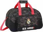 Real Madrid Rood Detail - Sporttas - 40 cm - Multi