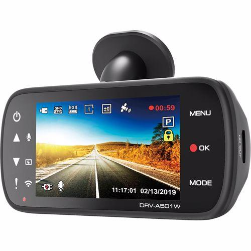 Kenwood dashcam DRV-A501W