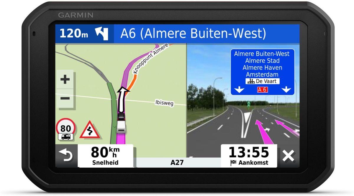 Garmin Camper 785 - Campernavigatie inclusief dashcam