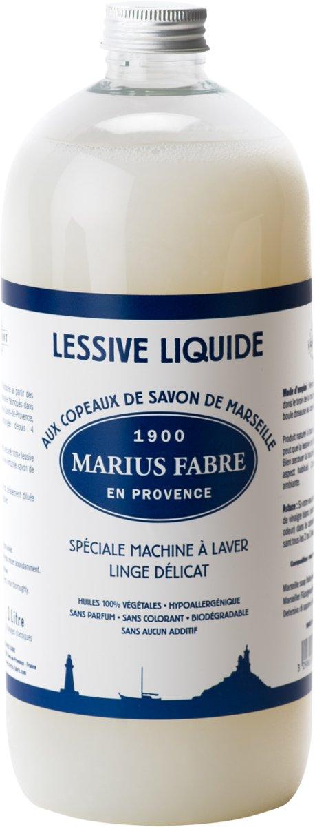 Marius Fabre Savon Marseille Zeepvlokwasmiddel Vloeibaar (1000ml)