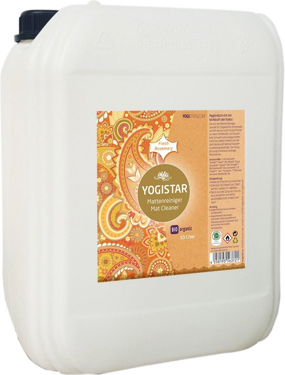 Bio yogamatten-reiniger - Fresh Orange 10 l Wasmiddel YOGISTAR