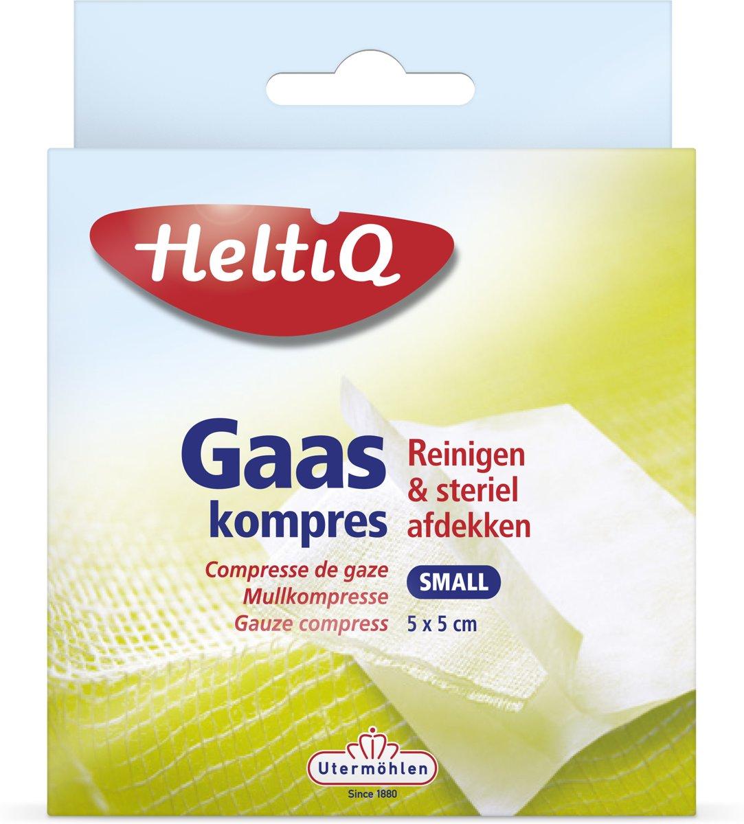 Heltiq Gaaskompres Small 16 Komp,