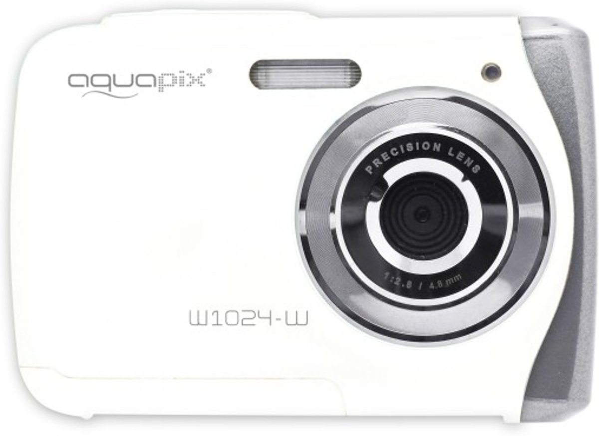 Easypix W1024-I Splash Digitale camera 16 Mpix Wit Onderwatercamera