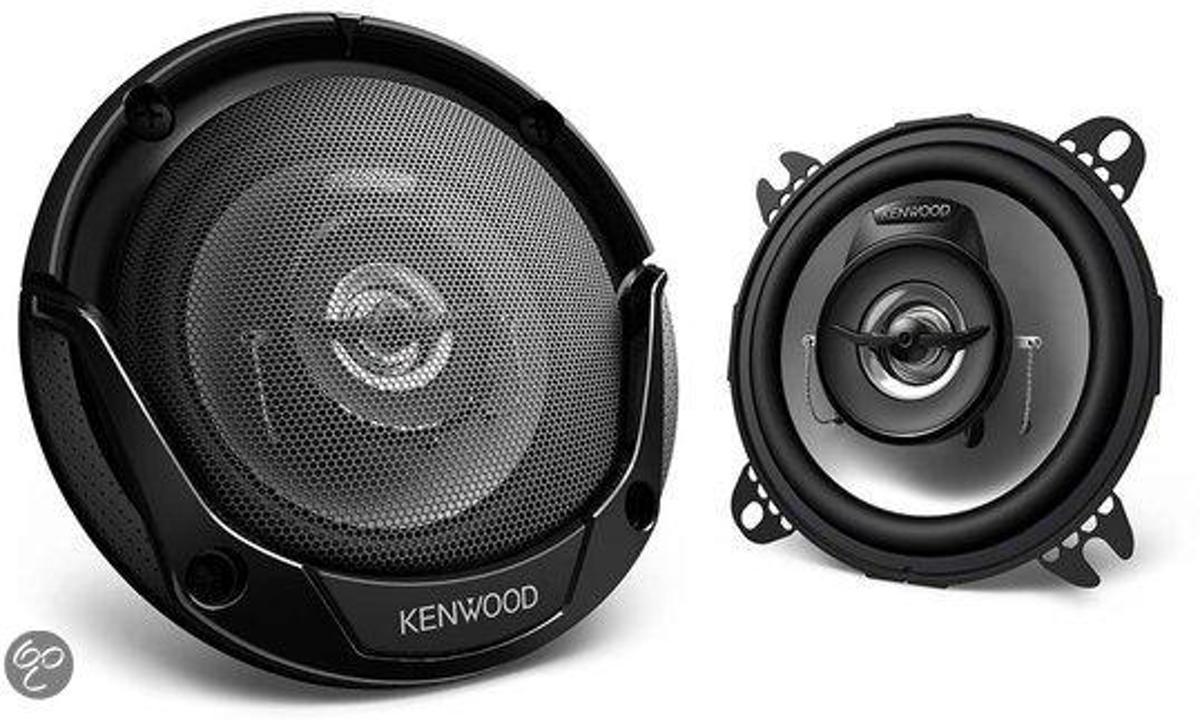 Kenwood KFC-E1065 - Auto speakers per paar