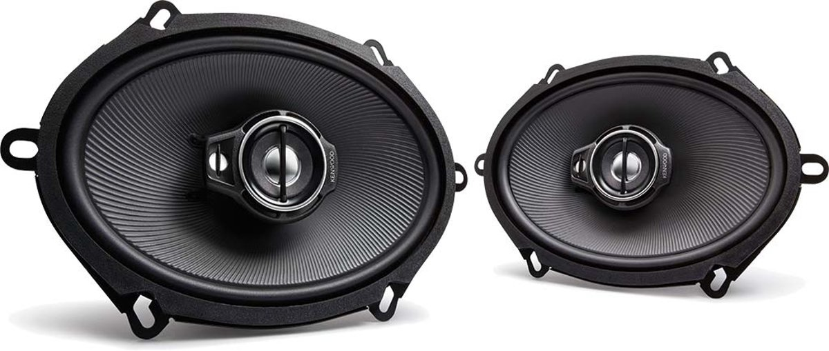 Kenwood KFC-PS5795C - Auto speakers per paar