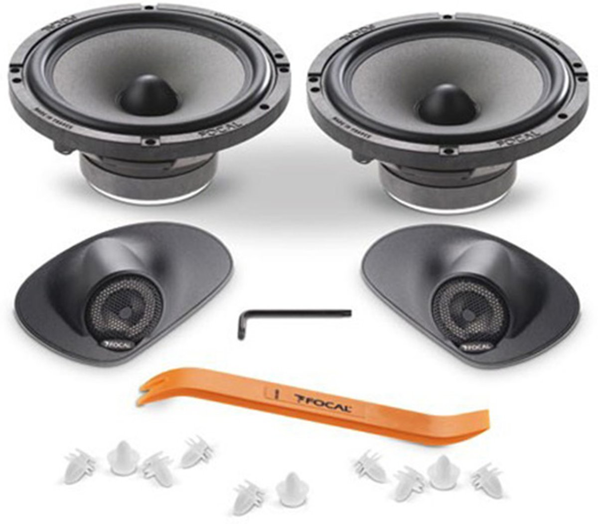 Focal IFP207 speakers Peugeot 207 boxen pasklaar