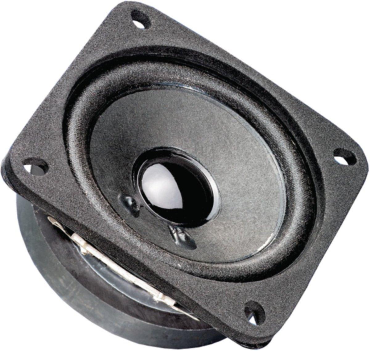 Visaton luidsprekers Full-range luidspreker 6.5 cm (2.5
