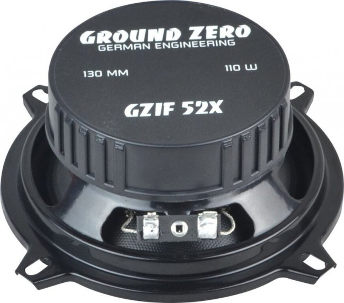 Ground Zero GZIF 52X Auto Speakerset 13cm - coaxiaal