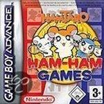 Hamtaro Ham Ham Games