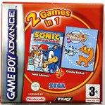 Sonic Advance + Chuchu Rocket