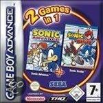 Sonic Advance + Sonic Battle