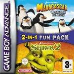 Shrek 2 + Madagascar