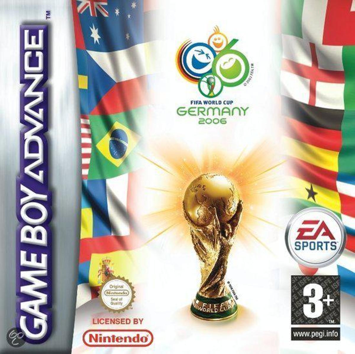 Fifa World Cup Soccer 2006