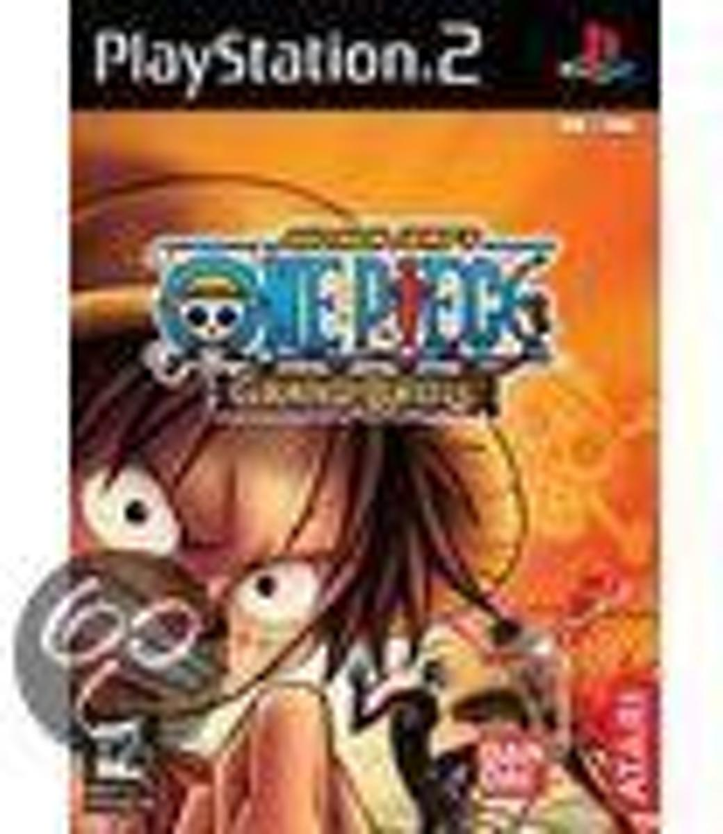 One Piece Grand Battle /PS2