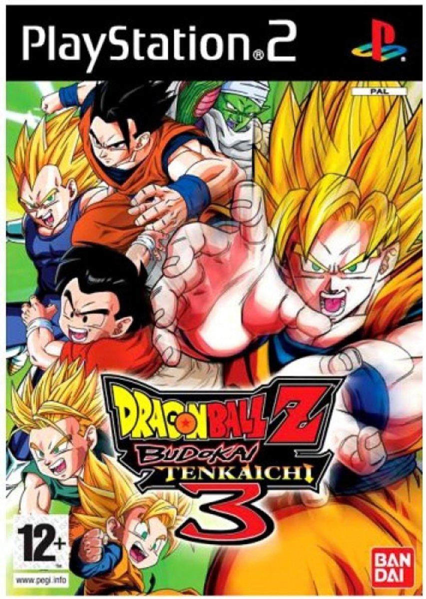 Dragon Ball Z Budokai Tenkaichi 3 /PS2
