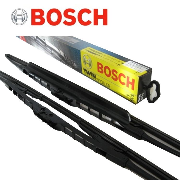 Bosch 480S Ruitenwisserset (x2) met spoiler