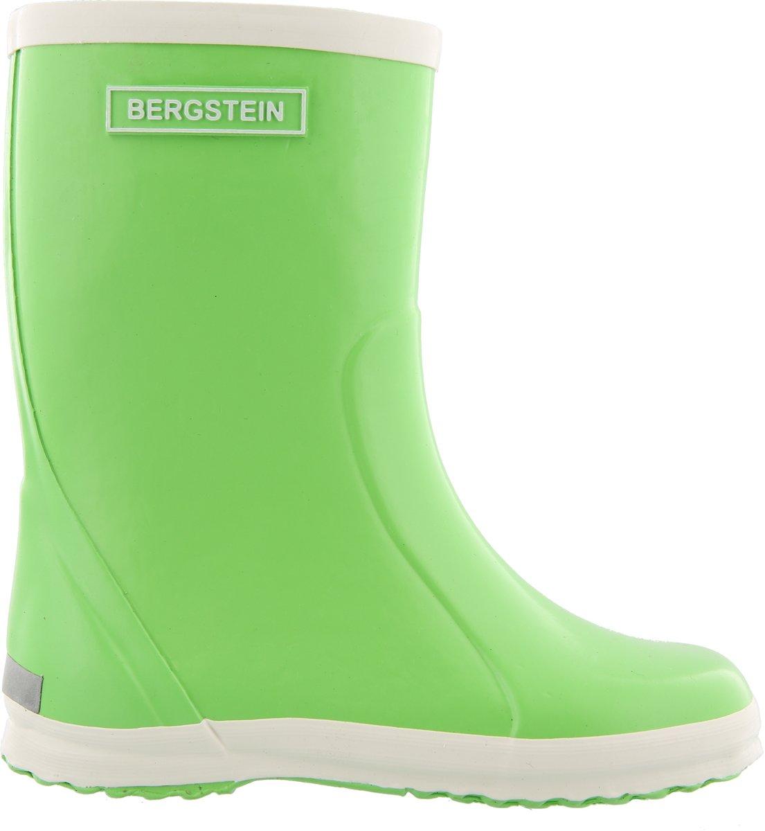 Bergstein Regenlaarzen Kinderen - Lime green