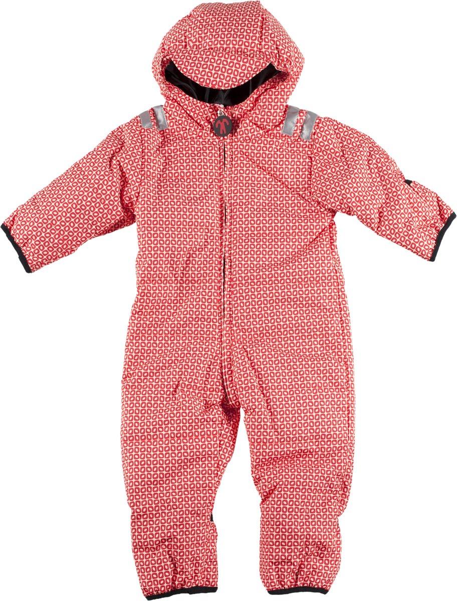 Ducksday skipak voor kinderen unisex Funky red - 74