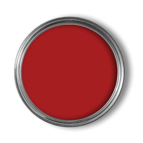 Hammerite metaallak hoogglans rood 250ml