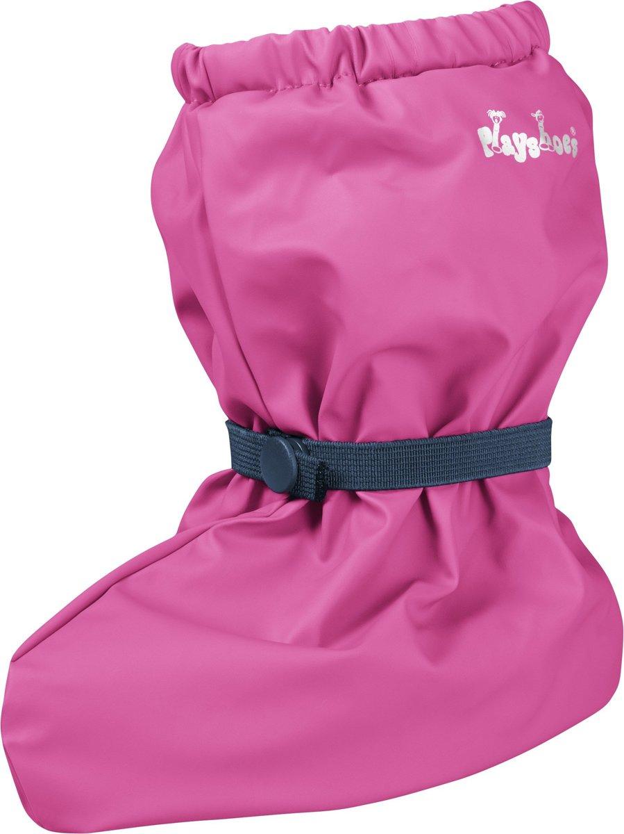Playshoes Overschoenen Kinderen - Roze - Maat S (tot Maat 22)