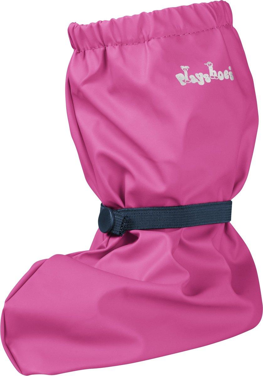 Playshoes Overschoenen Kinderen - Roze - Maat M (tot Maat 23)