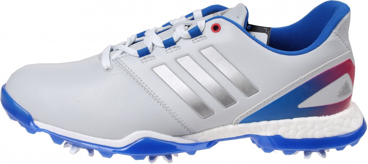 Adidas Golfschoenen Adipower Boost 3 Dames Grijs Maat 37 1/3