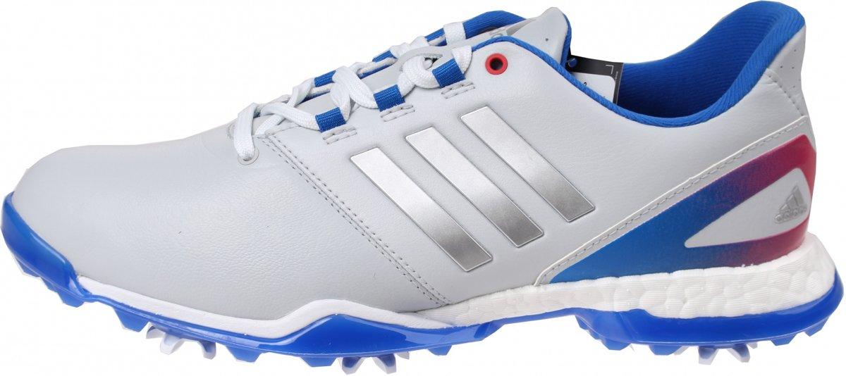 Adidas Golfschoenen Adipower Boost 3 Dames Grijs Maat 42 2/3