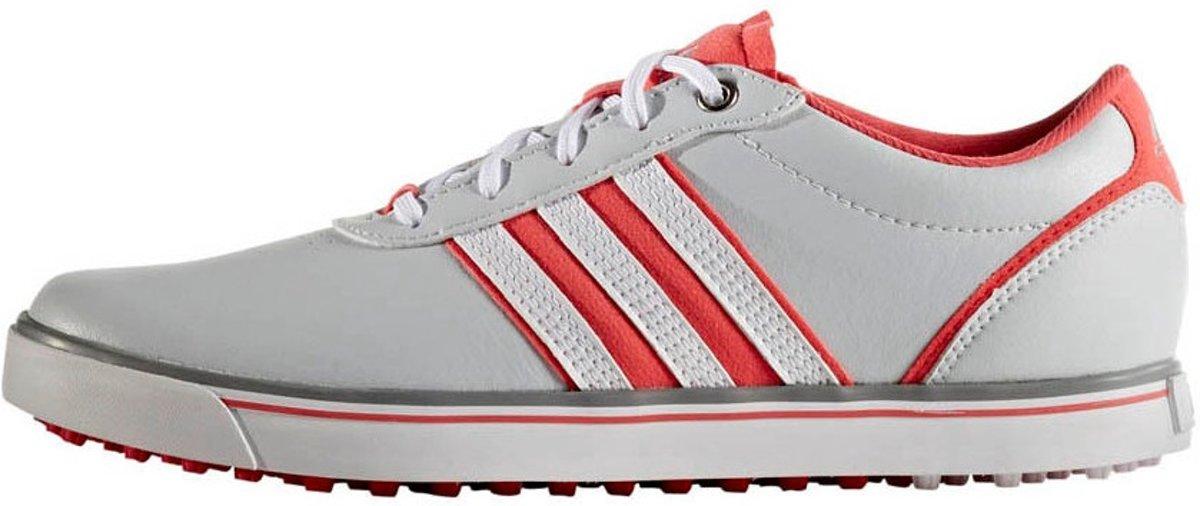 Adidas Golfschoenen Adicross V Dames Grijs/rood Maat 42