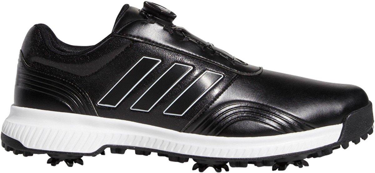 Adidas Golfschoenen Cp Traxion Boa Heren Zwart Maat 42 2/3