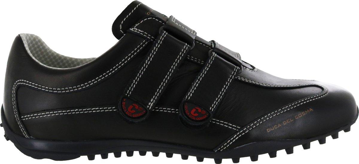 Duca del Cosma - Stromboli golfschoenen heren zwart 44
