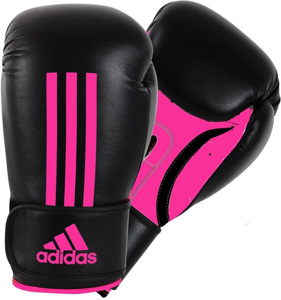 Adidas Energy 100 (Kick)Bokshandschoenen Rood-Wit - 16 oz