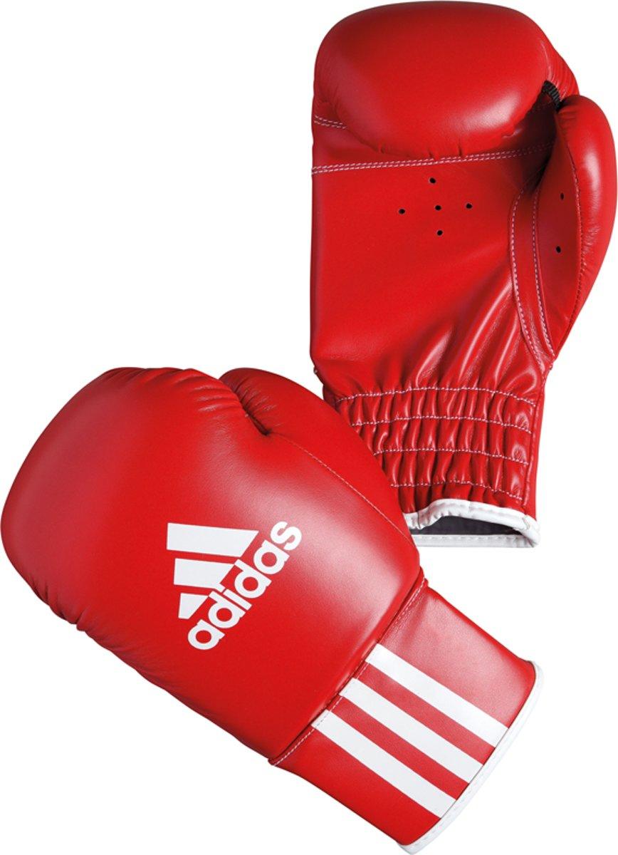Adidas Rookie Kinderhandschoenen - Rood - 4