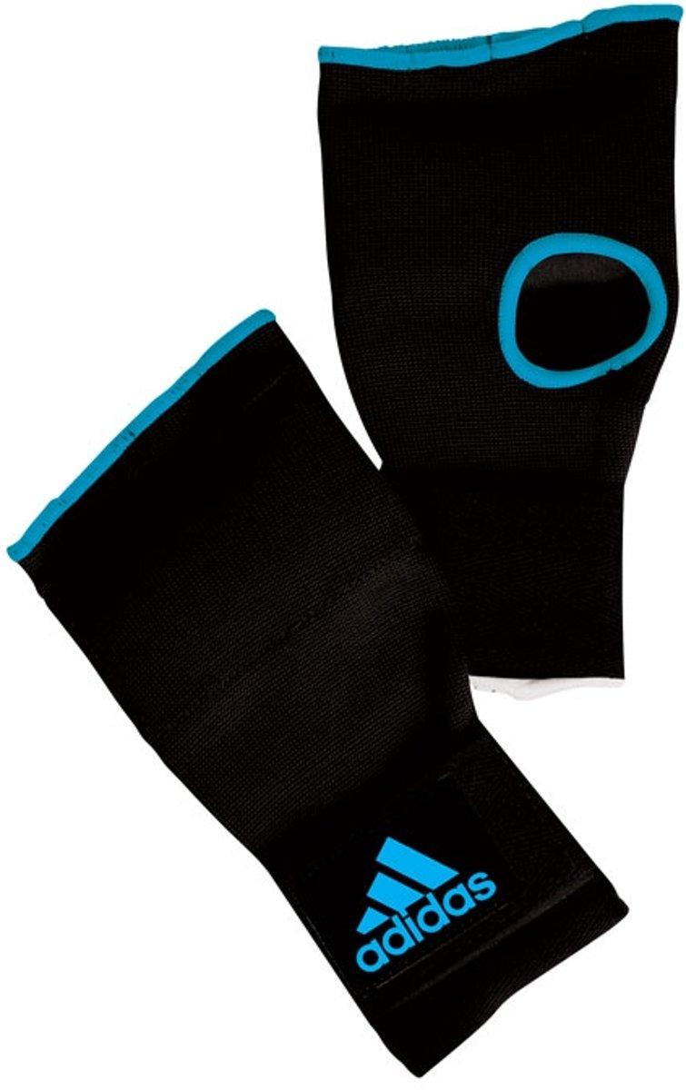 Adidas Binnenhandschoenen Zonder Bandage Zwart / Blauw - XL