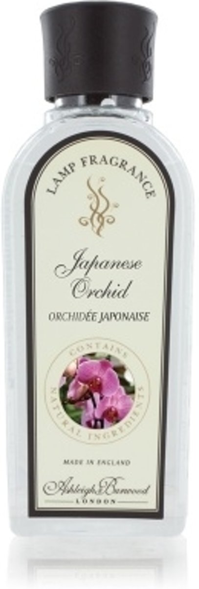 Ashleigh & Burwood lampolie - Japanese Orchid 500 ml-Asleigh&Burwood