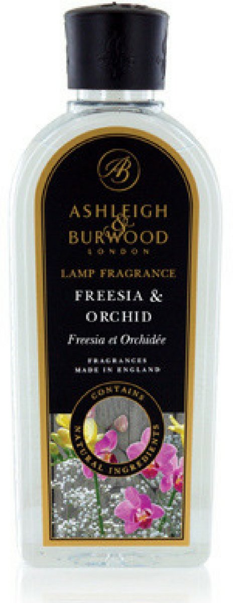 Ashleigh & Burwood Lampolie Freesia Orchid 500 ml