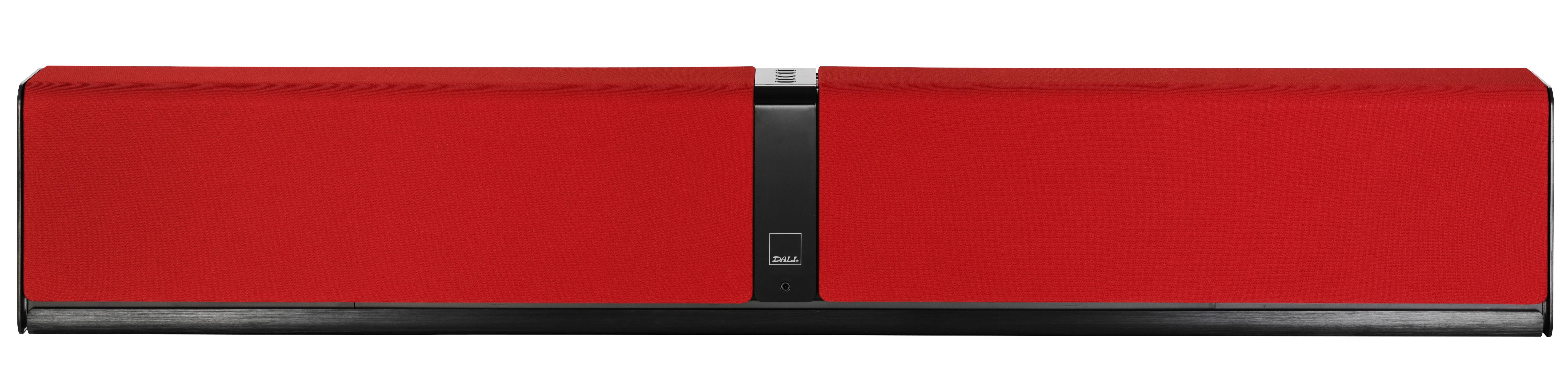 Dali soundbar KUBIK ONE rood